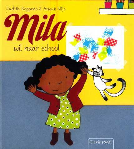 Coverafbeelding van: Mila wil naar school