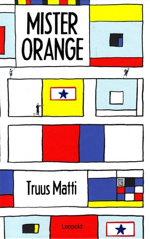 Coverafbeelding van: Mister Orange