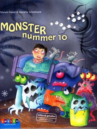 Coverafbeelding van: Monster nummer 10