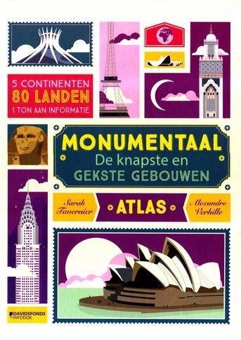 Coverafbeelding van: Monumentaal. De knapste en gekste gebouwen atlas