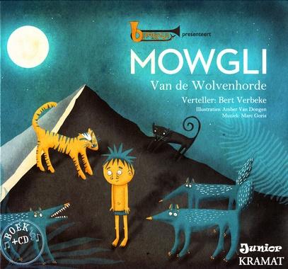 Coverafbeelding van: Mowgli Van de Wolvenhorde