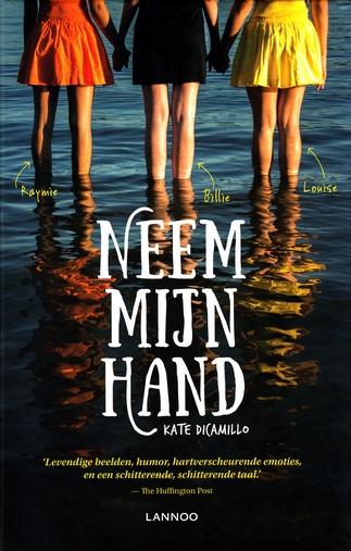 Coverafbeelding van: Neem mijn hand