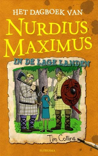 Coverafbeelding van: Het dagboek van Nurdius Maximus in de Lage Landen