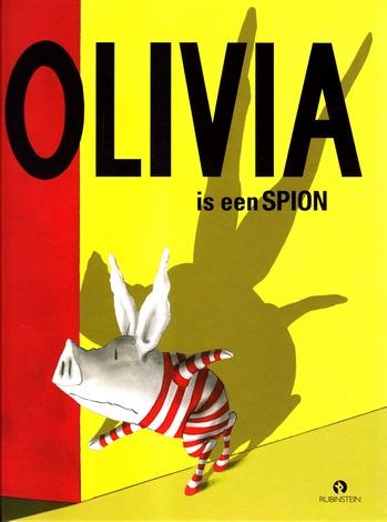 Coverafbeelding van: Olivia is een spion