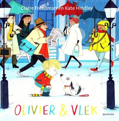 Coverafbeelding van: Olivier & Vlek