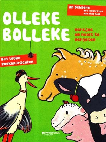 Coverafbeelding van: Olleke Bolleke