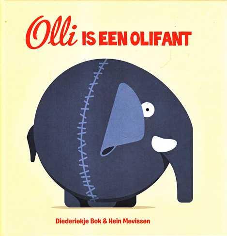 Coverafbeelding van: Olli is een olifant