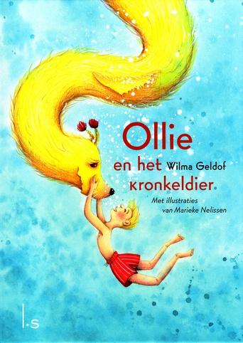 Coverafbeelding van: Ollie en het kronkeldier