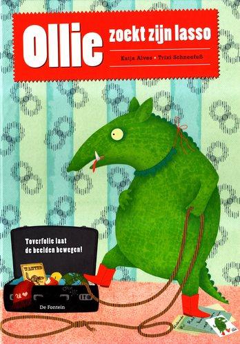 Coverafbeelding van: Ollie zoekt zijn lasso