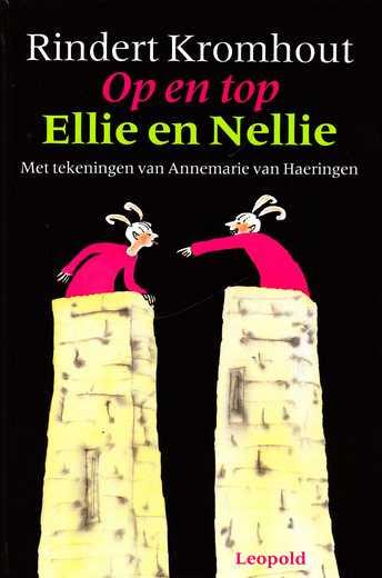 Coverafbeelding van: Op en top Ellie en Nellie