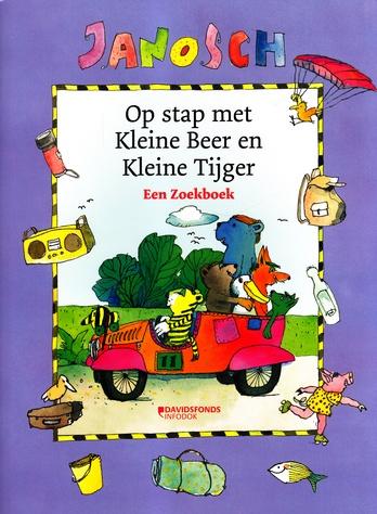 Coverafbeelding van: Op stap met Kleine Beer en Kleine Tijger