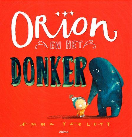 Coverafbeelding van: Orion en het donker
