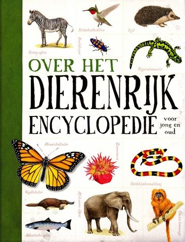 Coverafbeelding van: Over het dierenrijk encyclopedie