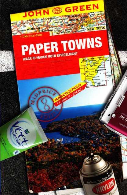 Coverafbeelding van: Paper Towns