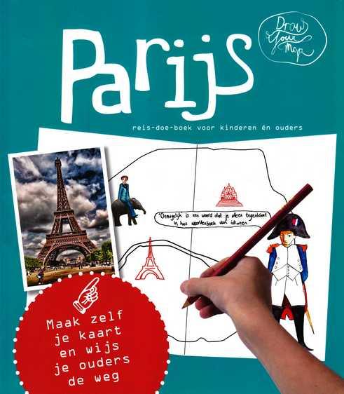 Coverafbeelding van: Parijs – reis-doe-boek voor kinderen én ouders