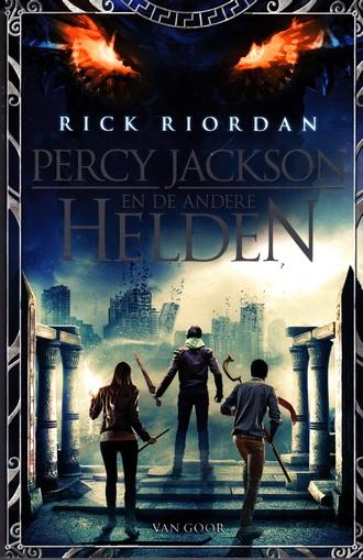 Coverafbeelding van: Percy Jackson en de andere helden