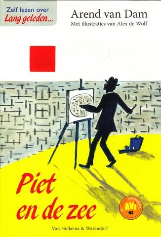 Coverafbeelding van: Piet en de zee