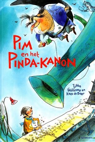 Coverafbeelding van: Pim en het Pinda-kanon