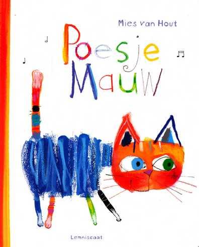 Coverafbeelding van: Poesje Mauw
