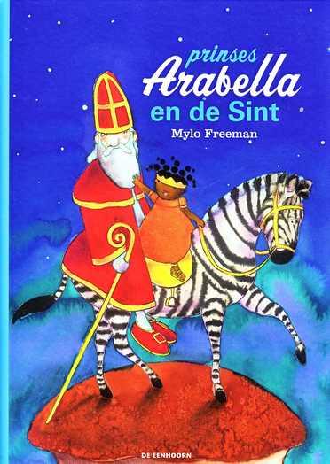Coverafbeelding van: Prinses Arabella en de Sint