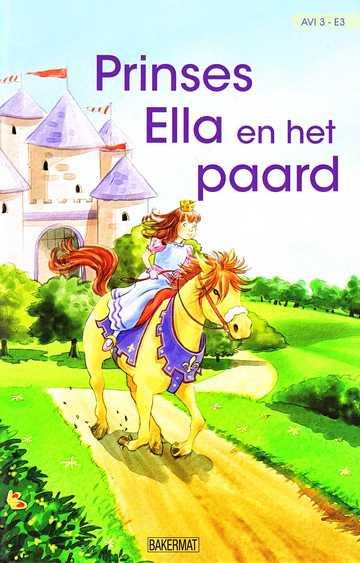 Coverafbeelding van: Prinses Ella en het paard