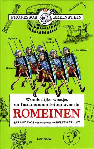 Coverafbeelding van: Wonderlijke weetjes en fascinerende feiten over de Romeinen