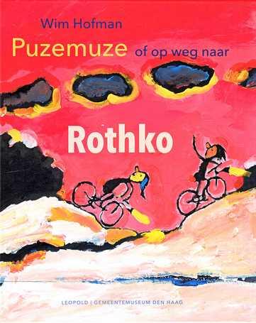 Coverafbeelding van: Puzemuze of op weg naar Rothko