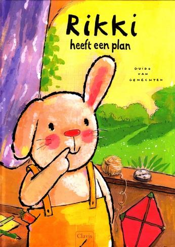 Coverafbeelding van: Rikki heeft een plan