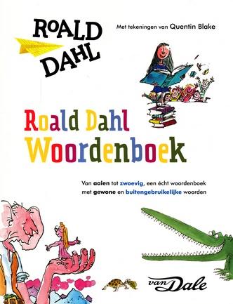 Coverafbeelding van: Roald Dahl Woordenboek