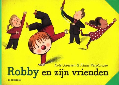 Coverafbeelding van: Robby en zijn vrienden