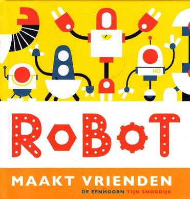 Coverafbeelding van: Robot maakt vrienden