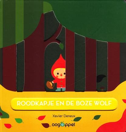 Coverafbeelding van: Roodkapje en de boze wolf