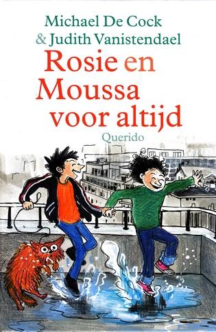 Coverafbeelding van: Rosie en Moussa voor altijd