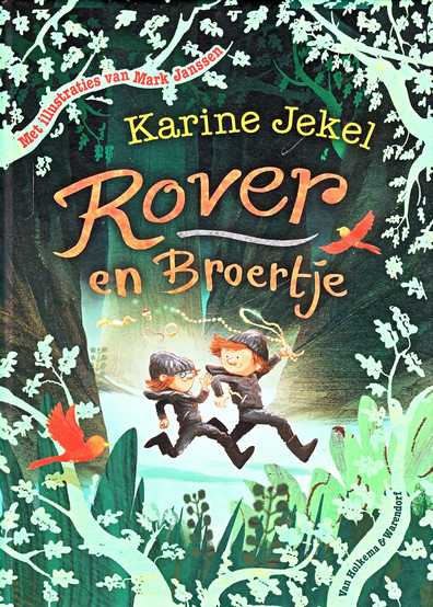 Coverafbeelding van: Rover en Broertje