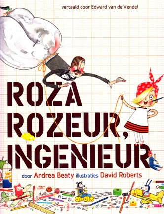 Coverafbeelding van: Roza Rozeur, ingenieur