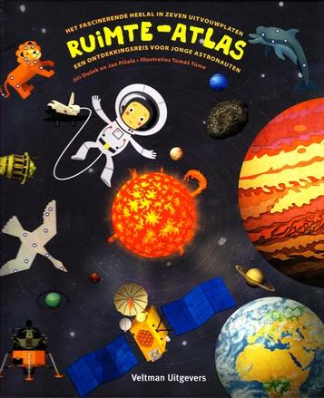 Coverafbeelding van: Ruimte-atlas