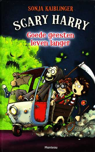 Coverafbeelding van: Goede geesten leven langer – Scary Harry, deel 2
