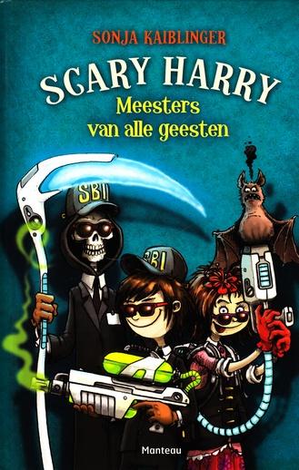 Coverafbeelding van: Meesters van alle geesten – Scary Harry, deel 3