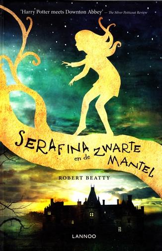 Coverafbeelding van: Serafina en de zwarte mantel