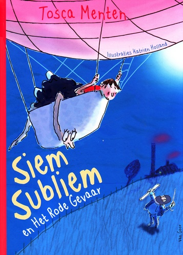 Coverafbeelding van: Siem Subliem en Het Rode Gevaar – Siem Subliem, deel 2