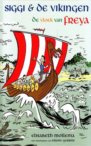 Coverafbeelding van: De vloek van Freya – Siggi & de vikingen, deel 1