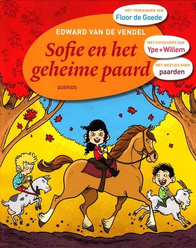 Coverafbeelding van: Sofie en het geheime paard