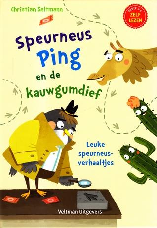 Coverafbeelding van: Speurneus Ping en de kauwgumdief