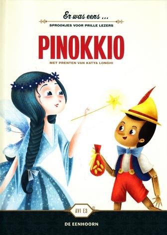 Coverafbeelding van: Er was eens… Pinokkio