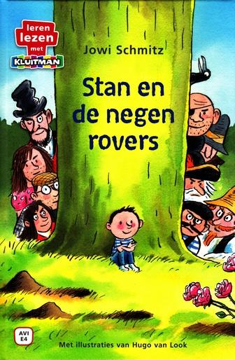 Coverafbeelding van: Stan en de negen rovers