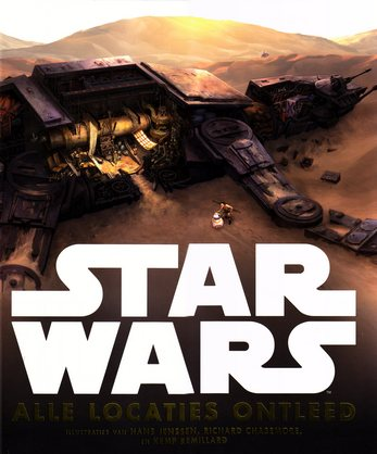 Coverafbeelding van: Star Wars – Alle locaties ontleed
