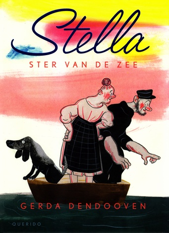 Coverafbeelding van: Stella ster van de zee
