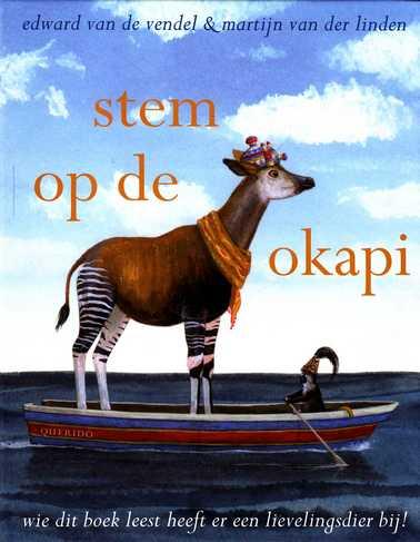 Coverafbeelding van: Stem op de okapi