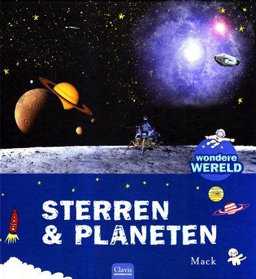 Coverafbeelding van: Sterren en planeten