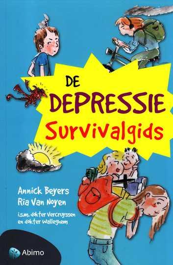 Coverafbeelding van: De depressie survivalgids